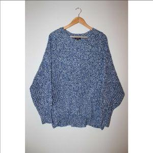 Rag&Bone Athena Cashmere Oversized Pullover
